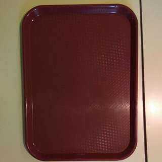 "30pcs Plastic Tray 40x30cm - 12x16"""