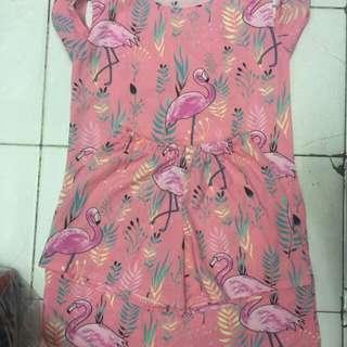 Terno floral dress