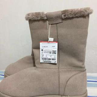 ZARA boots for girls  kid's size 37