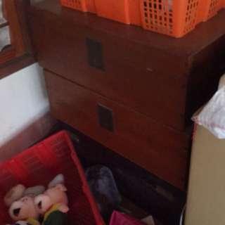 🚚 檜木箱