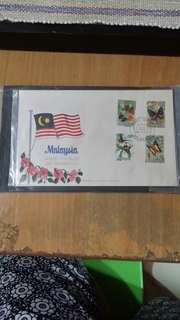 Stamp First Day Cover