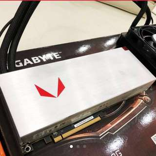 Gigabyte: AMD VEGA 64 (8GB) Watercooling