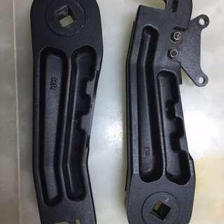 Dualtron 2 Limited Rear Arms w Brake Caliper