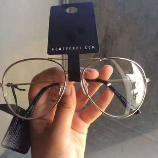 F21 eyeglasses