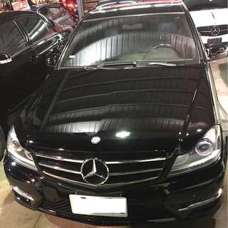 2012年式 Benz C250 美規