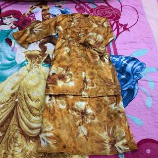 Kebaya Gold (KIDS)