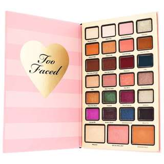 TOO FACED | BOSS LADY PALETTE