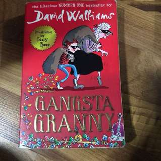 Gangsta Granny - David Williams