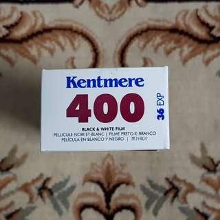 Kentmere 400 Black and White Fresh Film ( iso 400 )
