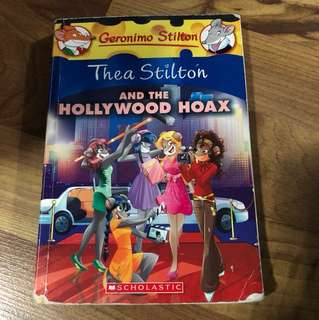 Thea Stilton And the Hollywood Hoax