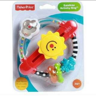 Fisher Price Sunshine Activity Ring