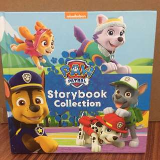Children's Books - Paw Patrol Storybook collection