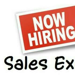 Job opening for SALES EXECUTIVE