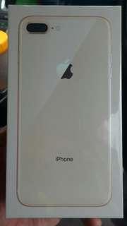 BNIB sealed IPhone 8 plus