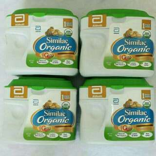 Similac organics stage 1