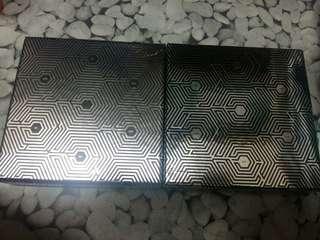 EXO Overdose Album (K&M Ver)