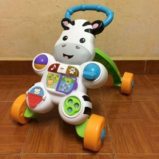 Fisher-Price Push Walker