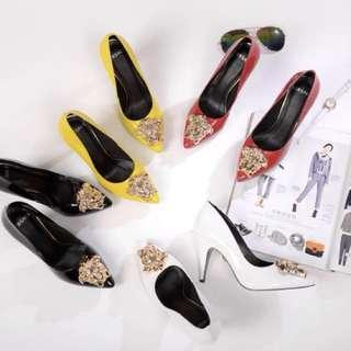 Versace Heel