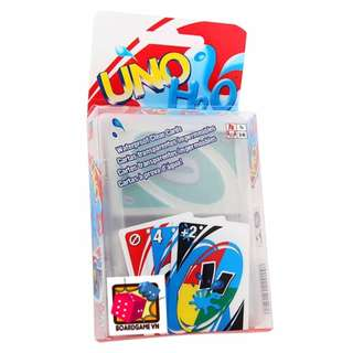 Uno H20 (Waterproof) Card Game