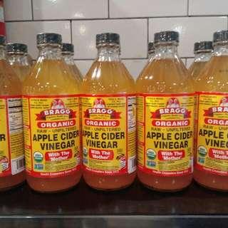 Cuka Apel Bragg Vinegar