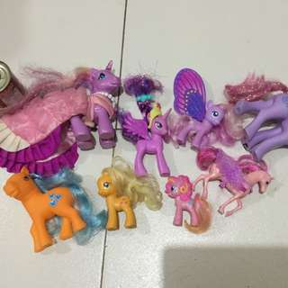 Lots of My little Pony