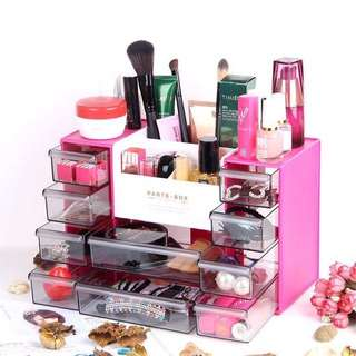 Japanese Multi Purpose Cosmetic Plastic Storage Organizer