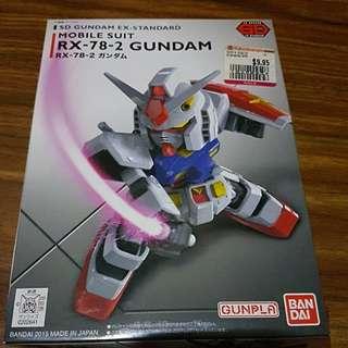Bandai Mobile Suit RX-78-2 Gundam