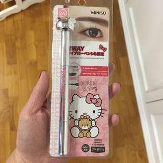 BN Authentic Sanrio Hello Kitty Eyebrow Pencil -Limited Edition