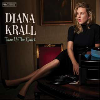 Mint sealed coming in Diana Krall turn up the quiet record vinyl jazz