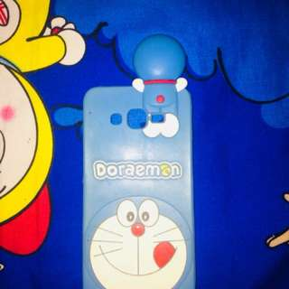 Case Samsung grand prime doraemon