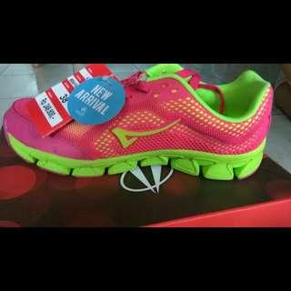 Sepatu sporty pink ardilles #NEW