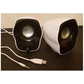 Logitech USB Stereo Speaker Z120