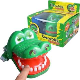 現貨!咬人鱷魚