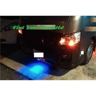Nissan rides on 12V T10 wedge CREE super bright project lens - CASH&CARRY. For pole lights.