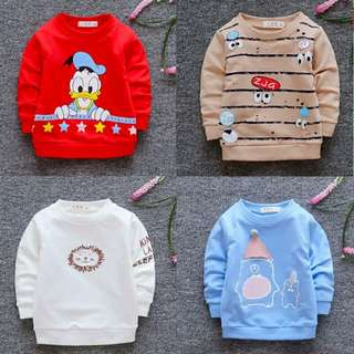Sweatshirt Kid 5 For RM 140 Free postage ,pm me for more picture