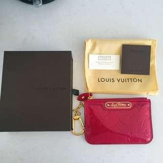 Louis Vuitton Pochette Clefs Pouch