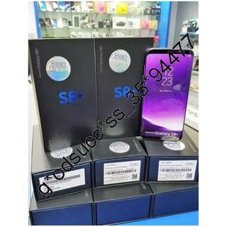 Samsung Galaxy S8+ Plus (4GB RAM + 64GB ROM) 香港行貨 原廠保養