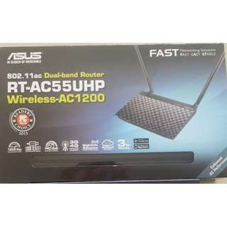 Wireless Router Asus RT-AC55UHP AC1200