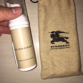 💯 Authentic Burberry Leather Cleaner