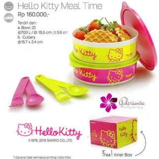 hello kitty meal taem