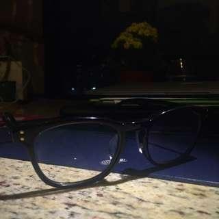 JINS Classic 黑框眼鏡