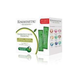 Kinohimitsu Bio Booster (Probiotics & Prebiotics) 30 Sachets