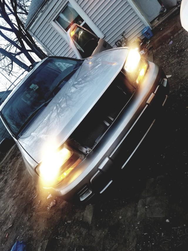 2002 Chevy Trailblazer LT
