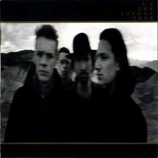 U2 ‎The Joshua Tree cd