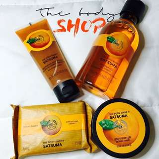 The Body Shop Satsuma