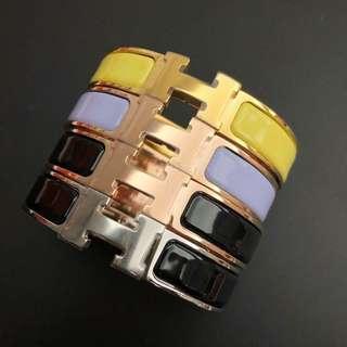 Hermes Clic H 手環