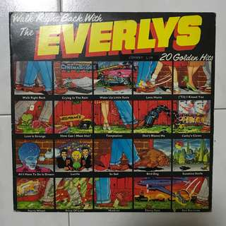 EVERLYS BROTHERS LP record