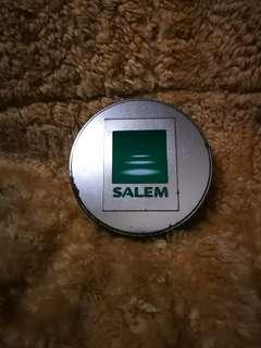 Salem Cigarette Tin Merchandise