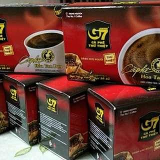 G7純咖啡