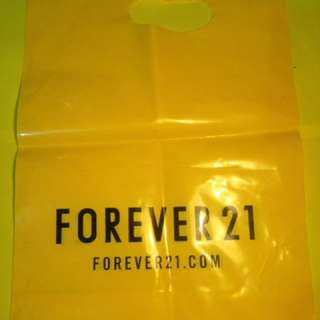 Paperbag FOREVER21 Small